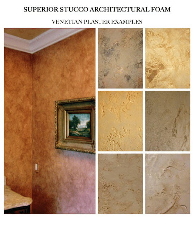 venetian plaster examples