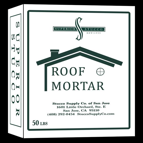 Superior Stucco Roof Mortar In San Jose Ca