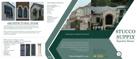 Superior Stucco Exterior Color Chart at Stucco Supply Co